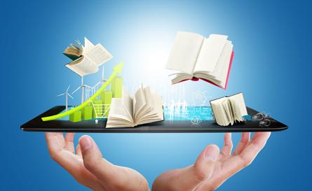 تحضير نص الكتاب الإلكتروني مكتبة في راحة يدك في اللغة العربية للسنة الأولى  متوسط - منتديات التعليم نت